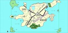 ノーティアムワールド世界地図