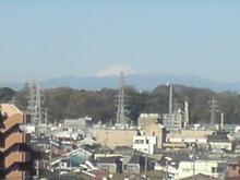 のぶちんのツボ-富士山