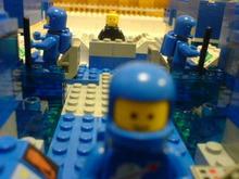のぶちんのツボ-宇宙船の船内