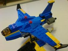 のぶちんのツボ-飛行機1