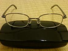 のぶちんのツボ-メガネ