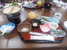 のぶちんのツボ-二日目の朝食