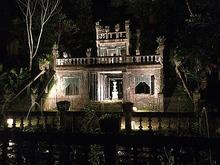 パロネラパークの城(その1)