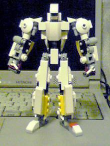 のぶちんのツボ-最新版ロボ