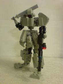のぶちんのツボ-量産型ロボ