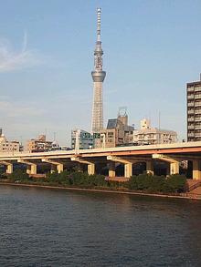 のぶちんのツボ-東京スカイツリー1